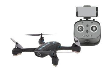 Квадрокоптер - JXD Tracker GPS с пультом Камера 720p, передача видео по WiFi, 200м
