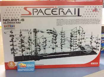 Конструктор SpaceRail серия CLASSIC - esr-2316 (6 уровень)