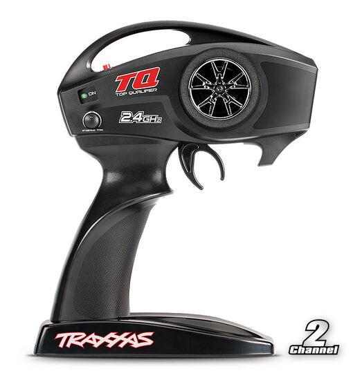 Радиоуправляемая машина Traxxas E-Revo VXL (TQ) 2.4G 1:16 (33 см)