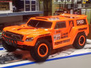Радиоуправляемая машина Traxxas Slash Dakar Edition 2.4G 1:10 (57 см)