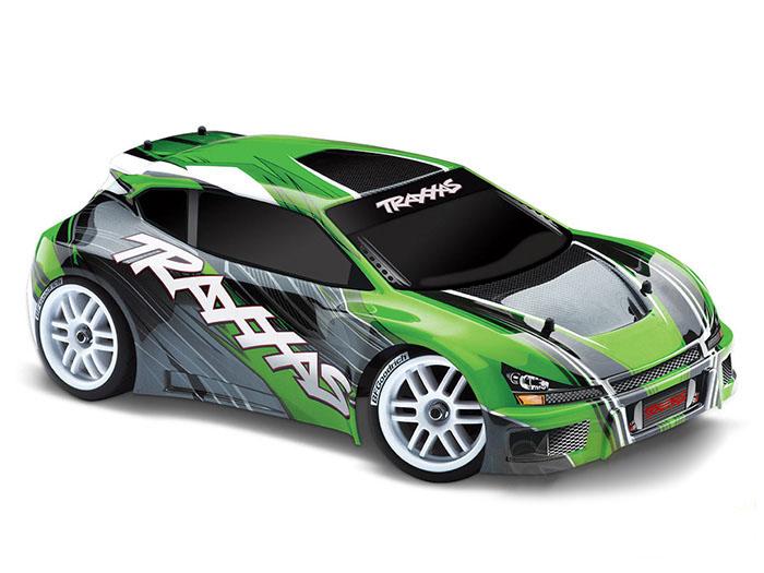 Радиоуправляемая машина Traxxas Rally VXL 2.4G 1:16