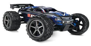 Радиоуправляемая машина TRAXXAS E-Revo 1/10 4WD RTR + NEW Fast Charger