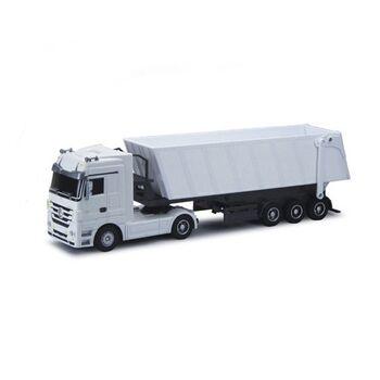 Радиоуправляемый грузовик Mercedes-Benz Actros Dump Trailer 1:32 - QY1101C-W