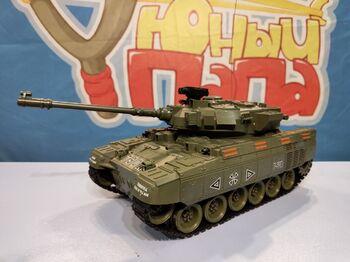 Радиоуправляемый танк CS RUSSIA T-90А 27Mhz - YH4101H-23
