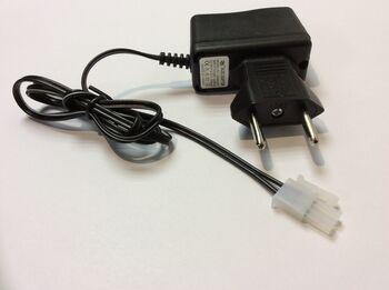 Зарядное устройство Ni-Cd 7.2v 250mah разъем 5559