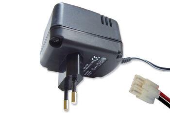 Зарядное устройство Ni-Cd 9.6v 250mah разъем Tamiya3