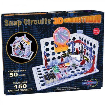 Электронный конструктор Snap Circuits 3D Illumination
