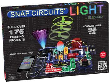 Электронный конструктор Snap Circuits LIGHT