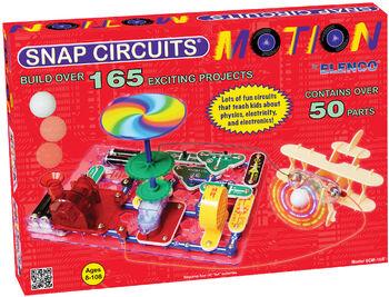 Электронный конструктор Snap Circuits Motion