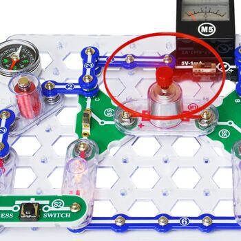 Электронный конструктор Snap Circuits STEM