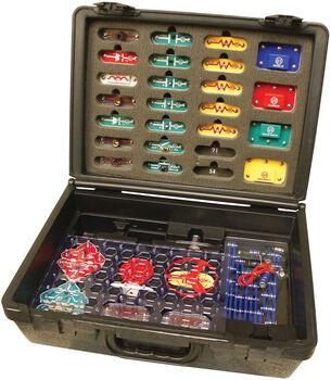 Электронный конструктор Snap Circuits Educational Deluxe Case