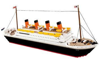 Пластиковый конструктор Титаник Cobi R.M.S. TITANIC