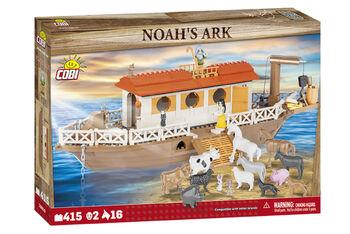 Пластиковый конструктор COBI Noah s Ark