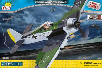 Пластиковый конструктор COBI FW-190 A-8