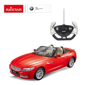 Радиоуправляемая машина Rastar 40300 BMW Z4 1:12 Цвет Красный