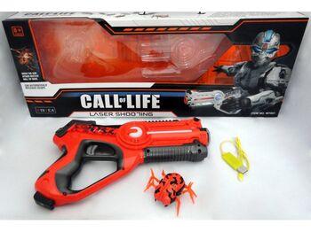 Лазерный тир Winyea Call of Life (пистолет и жук)