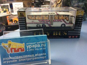 Радиоуправляемый мини автобус CS TOYS 1:76 mini Bus