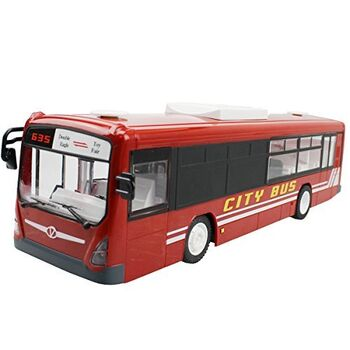 Радиоуправляемый автобус Double Eagles Red 1:20 2.4G - E635-003-R