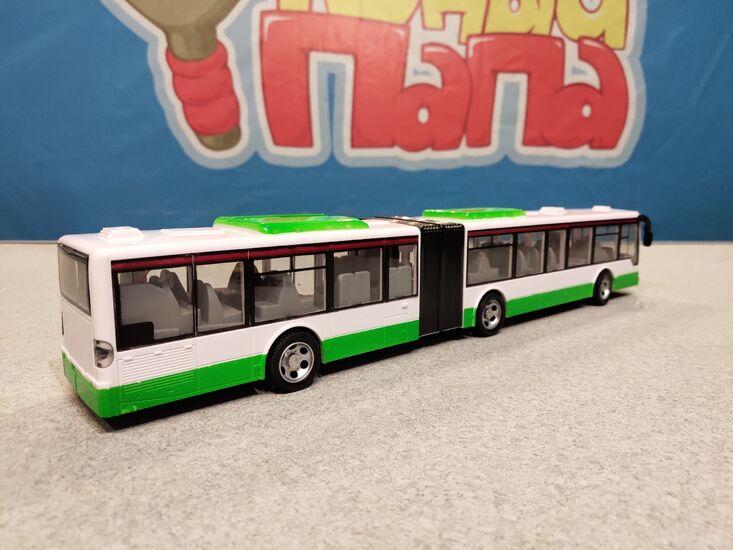 Автобус-гармошка на радиоуправлении HuangBo Toys