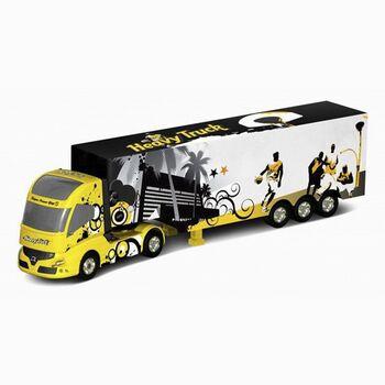 Радиоуправляемый грузовик - QY0201B