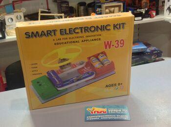 Электронный конструктор SMART Electronic Kit Lab W-39