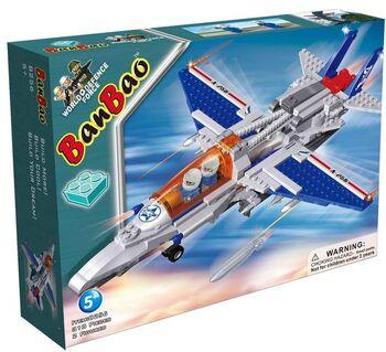 Конструктор Banbao (Банбао) 8256 Истребитель 310 деталей