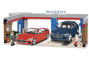 Конструктор COBI-24568 Maserati Garage Set