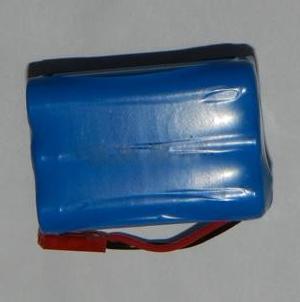 Аккумулятор Ni-Cd AA 7.2v 1400mah форма Row разъем JST