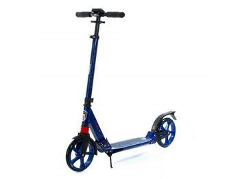 Самокат двухколесный Town Rider (синий)