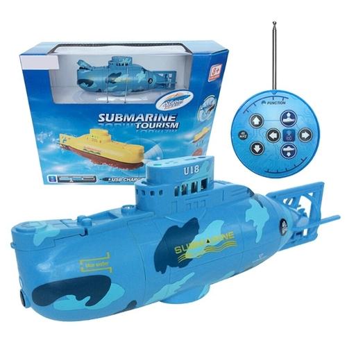 Радиоуправляемая подводная лодка MINI SUBMARINE 3311