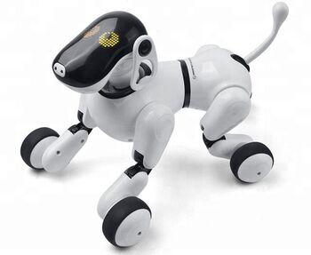 Интеллектуальный щенок-робот собака PuppyGo APP на английском языке HM1803