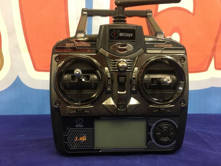 Радиоуправляемый вертолет WL Toys Sky Leader V913 70 см