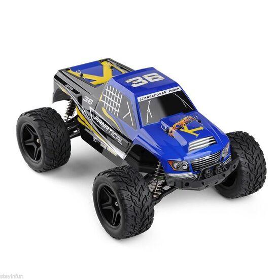 Радиоуправляемый джип WLToys A323 Fanatical Monster Truck 2WD 1:12 2.4G