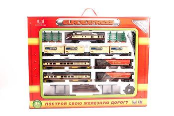 Железная дорога 325 см EUROEXPRESS (Набор 1601B)