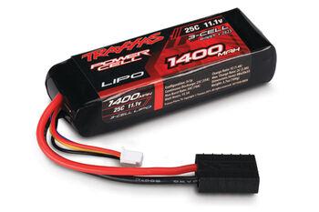 1400mah 11.1v 3-Cell 25C LiPO Battery