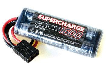 Аккумулятор Supercharge 1600 7.2V NiMH (TRX Plug)