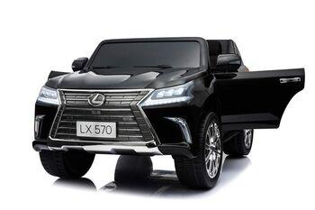 Электромобиль Lexus LX570 4WD MP3 - DK-LX570-BLACK-PAINT