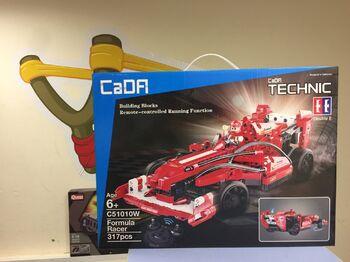 Радиоупраляемый конструктор CaDA TECHNIC автомобиля F1 2.4G