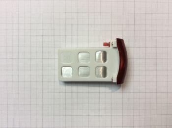 Дополнительный аккумулятор Syma x5uw 3.7v 500mAh
