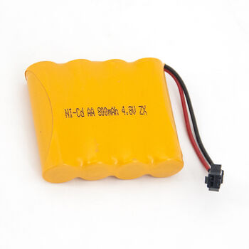Аккумулятор Ni-Cd 4.8V 800 mAh AA для катера 2875F - 2875F-01