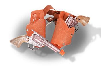 Набор из 2х револьверов