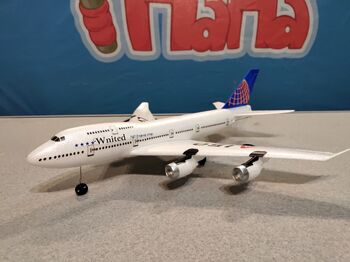 Радиоуправляемый самолет XK Innovation A150 Боинг 747 (Boeing 747) 2.4G