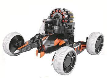 Радиоуправляемая боевая машина Universe Chariot голубая 2.4G