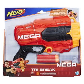 Нерф Мега Три-брейк / Nerf Mega Tri-Break