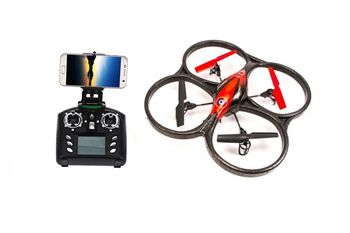 Квадрокоптер WLTOYS V606K Mini UFO Quadcopter Wi-Fi FPV