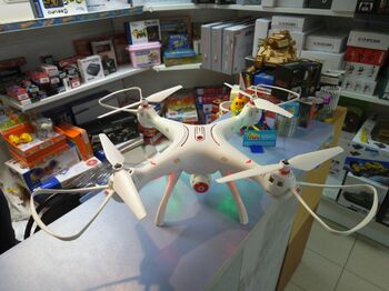 Квадрокоптер Syma X8SW WiFi FPV 2.4GHz