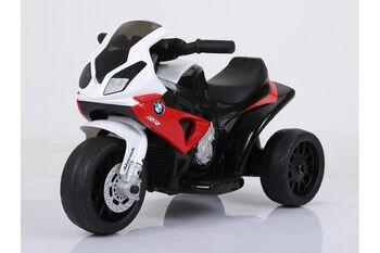 Электромотоцикл BMW S1000RR Red (трицикл, 6V)