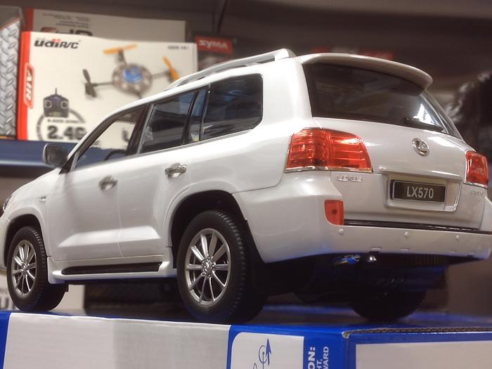 Машина на радиоуправлении Lexus LX570 1:14