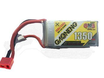 Аккумулятор Li-Po 11.1V 1350mAh 3S разъем DEANS