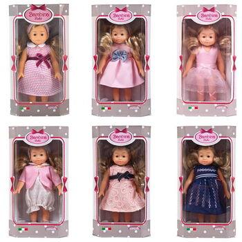 Кукла Bambina Bebe, тм Dimian, 20 см, 6 видов